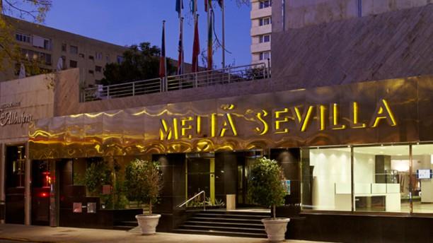 La Albufera - Hotel Meliá Sevilla Fachada