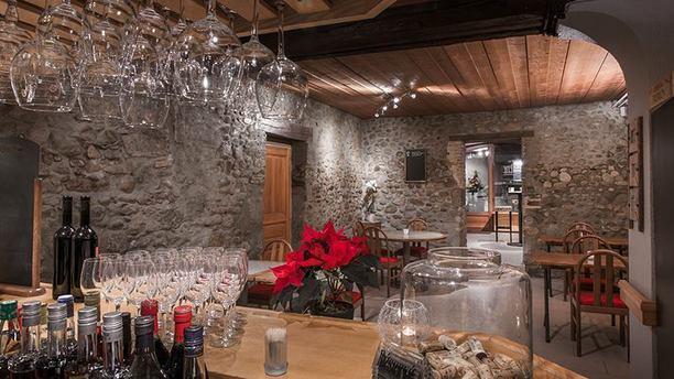 Le Restaurant de Philomène Salle bistrot