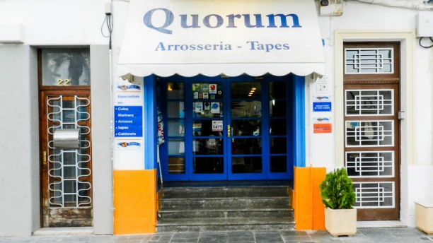 Quorum Vista entrada
