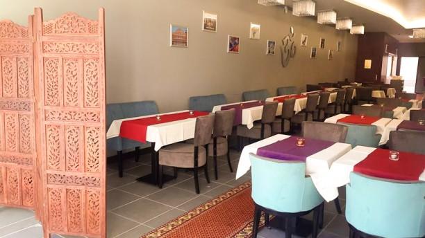 Al-Hamra Salle du restaurant