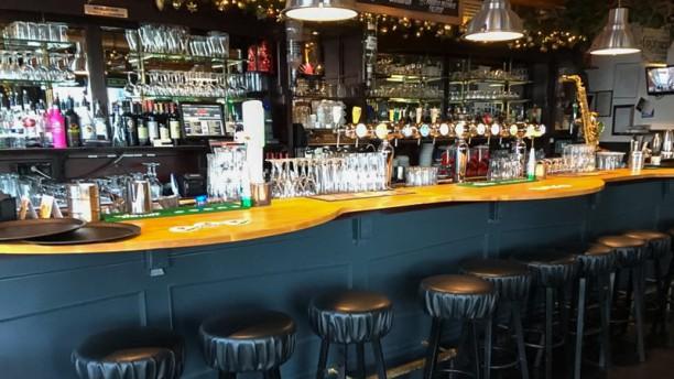 Restaurant Baltimore Onze gezellige bar