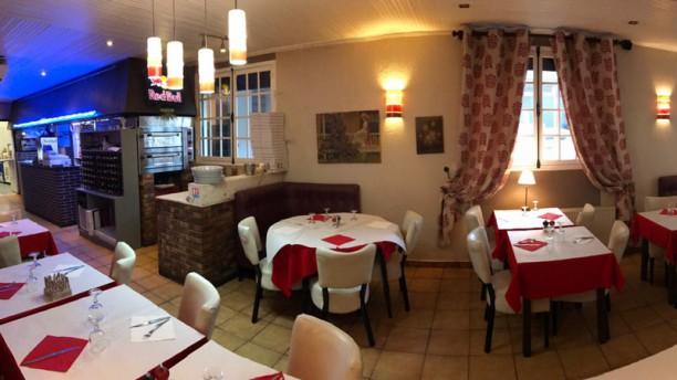 Casa Costa Salle du restaurant
