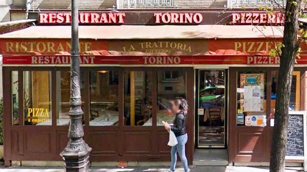 Pizza Torino Façade du restaurant