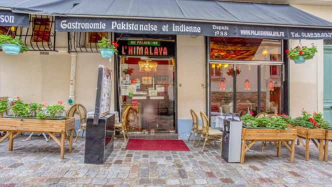Au Palais de l'Himalaya - Restaurant - Paris