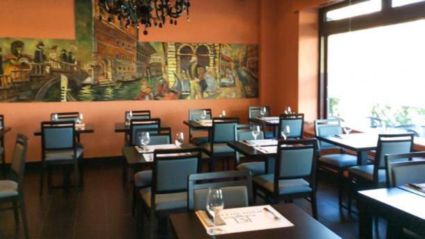 Restaurant Ponte Vecchio Sala del restaurante