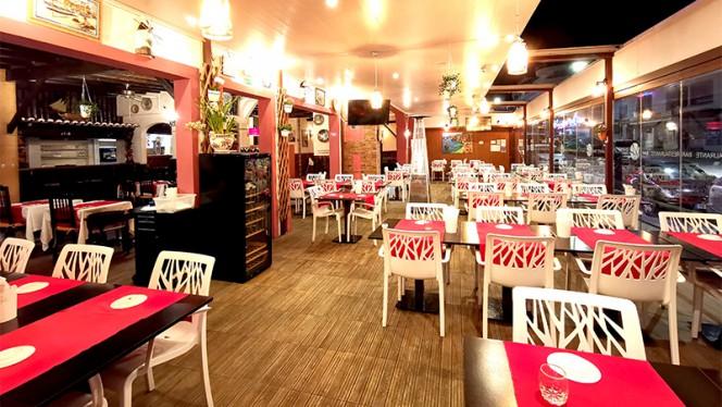Ramos ristorante continentale a Albufeira in Portogallo