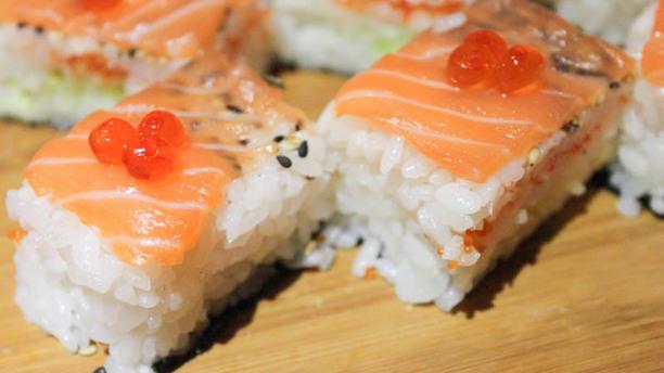 Hoki Sushi Suggestion de plat