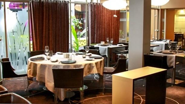 Restaurant William Frachot Vue de la salle