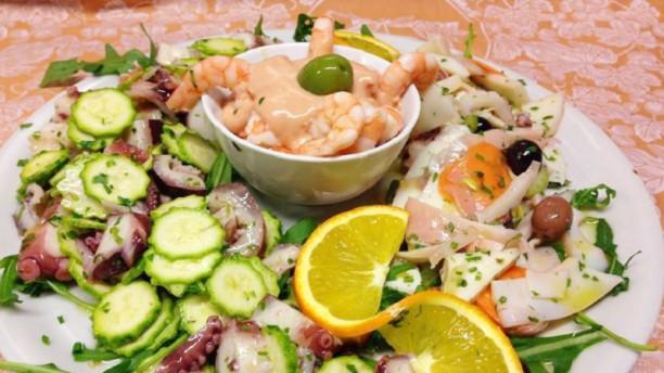 Bagno 64 Marina Beach Suggerimento dello chef