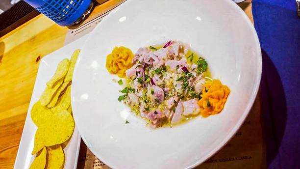 Golfo Vermutería & Casual Food Ceviche de Corvina