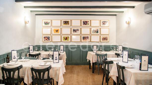 Restaurante el gallocanta en madrid museo del prado for Restaurante calle prado 15 madrid