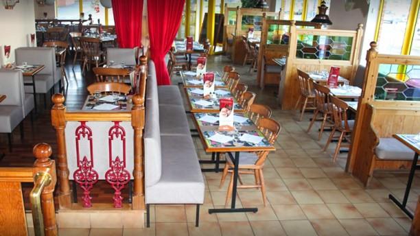 L'Européen Salle du restaurant