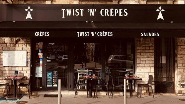 Twist 'N' Crêpes Entrée