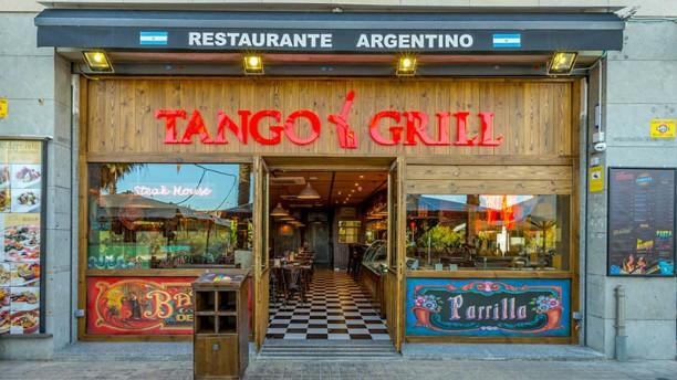 Tango Grill entrada
