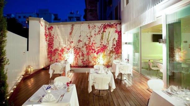 Alenti - Hotel Alenti Vista terraza