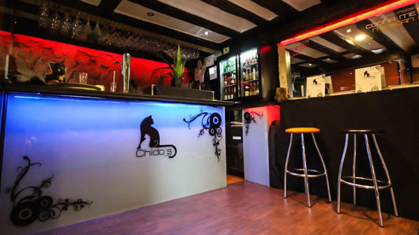 Chido's Bar Vista sala