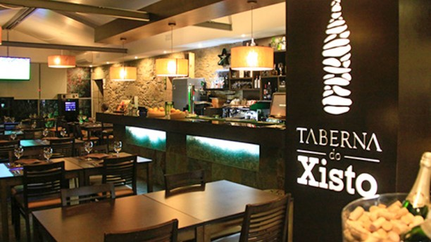 Taberna do Xisto Sala