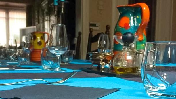 Tire-Bouchon Table dressée