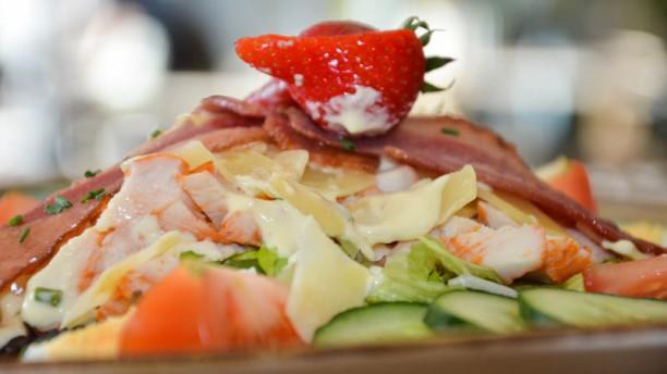 Bij Anton Ceasar Salade