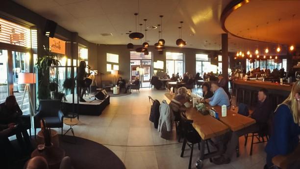 Bij Anton Het restaurant
