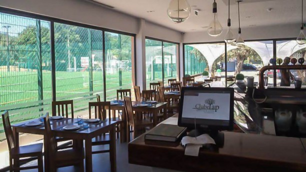 Clube Tap Vista da sala