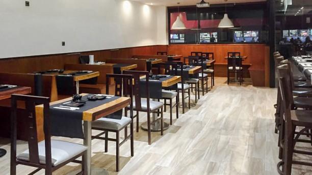 Hiroki Sushi Bar - Pontevedra Vista sala