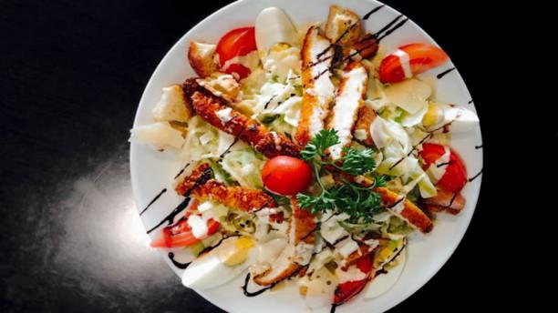 Brasserie G&G Salade césar
