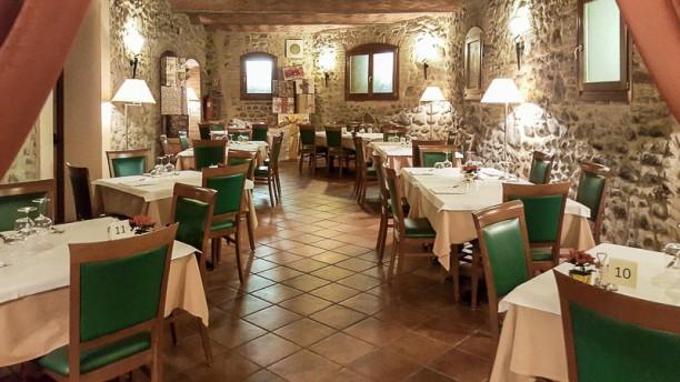 Ristorante La Spia d'Italia La sala
