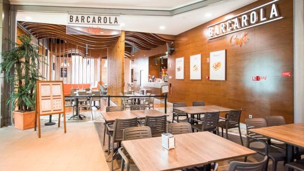 Barcarola - Alameda Sala do restaurante