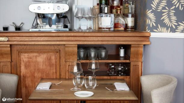Restaurant Savarin La Table Paris