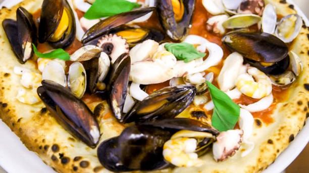 Il Paiolo Pizza ai frutti di mare