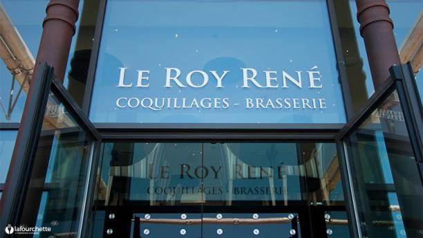 Le Roy René Devanture