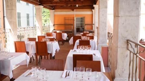 restaurant - Hostellerie de Cotignac - Carcès