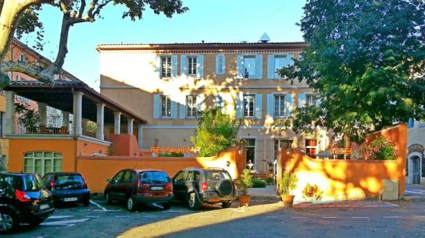 Hostellerie de Cotignac Extérieur