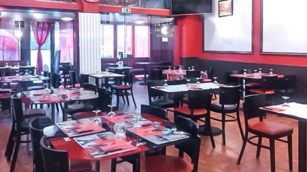 Brasserie Paris New York vue de la salle