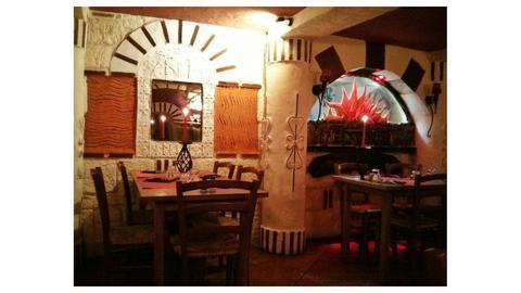 restaurant - La Casa Del Papito - Berville-en-Roumois
