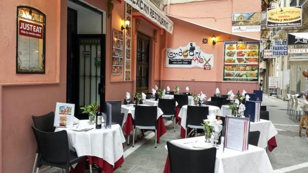 Tandoori Mex Terraza