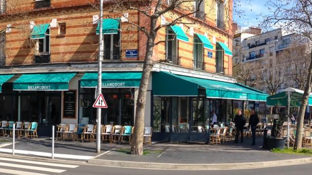 Brasserie Billancourt Aperçu de l'extérieur
