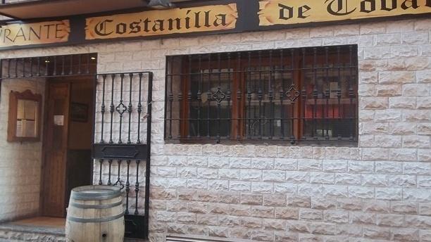 Costanilla de Tovares Vista entrada