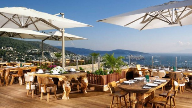 Lobster & Steak House - Regnum Escana Villas & Boutique Hotel terrace