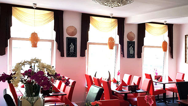 Saigon Rotterdam Het restaurant