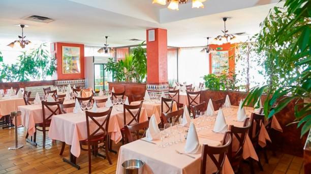 L'Etoile d'or Salle du restaurant