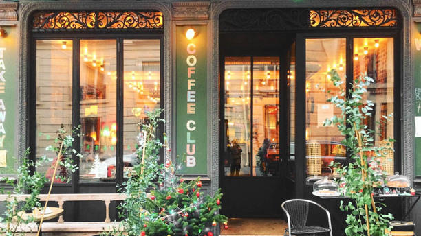 Coffee Club Entrée