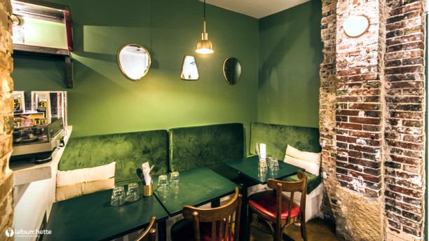 restaurant mulko paris 75010 op ra grands boulevards menu avis prix et r servation. Black Bedroom Furniture Sets. Home Design Ideas