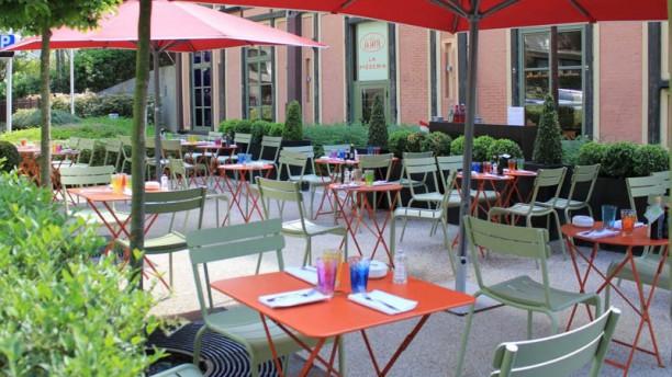 La Pizzeria Du Café La Jatte In Neuilly Sur Seine
