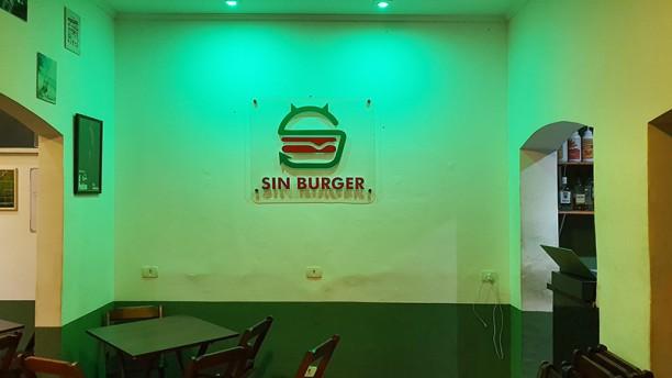 Sin Burger Sala
