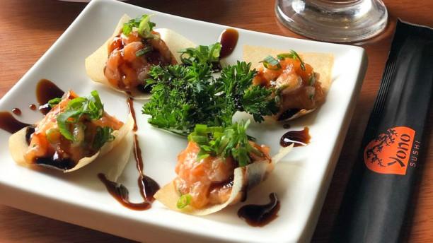 Yono Sushi Prato