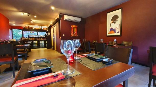 Hinata Sushi Bar Salle