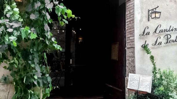 La Cantina de La Porta esterno