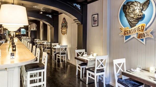 Buenos Aires Grill Vista entrada
